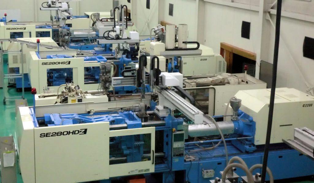 天龍化学のプラスチック成形事業