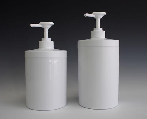 トリートメント用ポンプボトル詳細