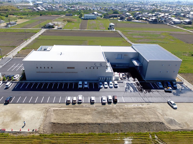 天龍化学工業 広陵工場